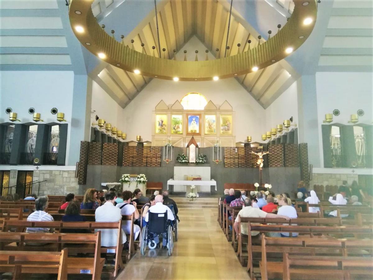 Santuario della Madonna dell'Incoronata e agriturismo Tenuta Capaccio